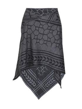 Ze - Ze - strik tørklæde