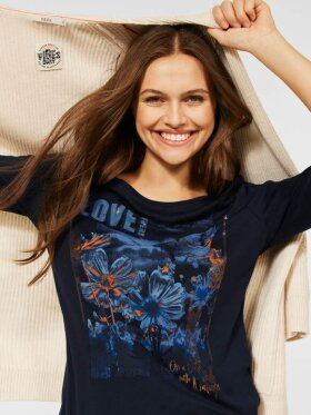 Cecil - Love Flowers FP T-Shirt